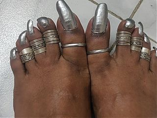 Toerings for my big toes