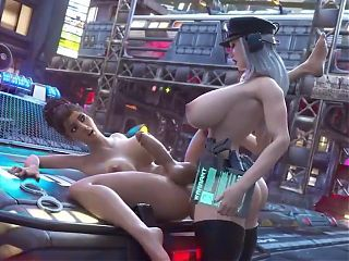 cyberpunk 2077 futanari 3d porn