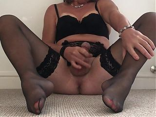 Tranny playing